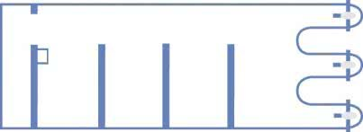 DRAPE MICROSCOPE LEICA 68MM LENS 104X267CM
