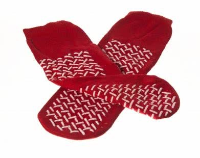 FALL PREVENTION SLIPPER SOCKS ONE SIZE