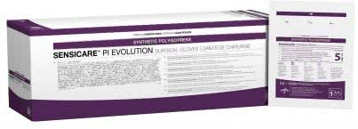 SensiCare PI Evolution Sterile Latex-Free Powder-Free Surgical Gloves