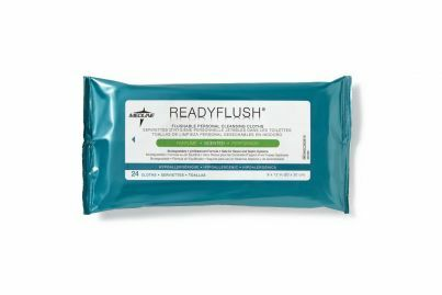 ReadyFlush Biodegradable Flushable Wipes