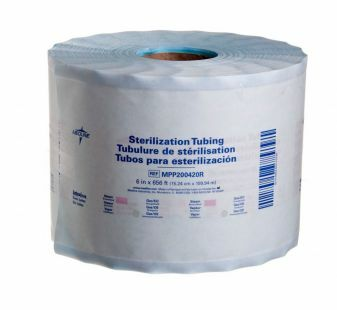 STERILISATON TUBING 15.2CM X 200M ROLL