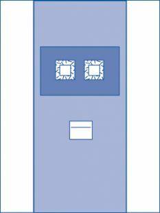 DRAPE PACEMAKER DUAL FEN 208X292CM