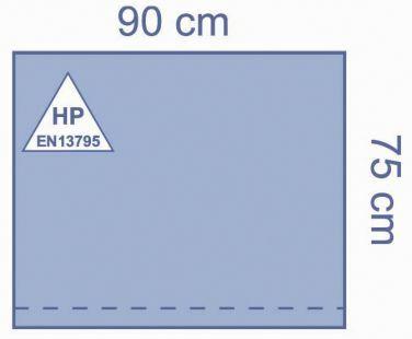 DRAPE BILAMINATE W/ADHESIVE 90X75CM