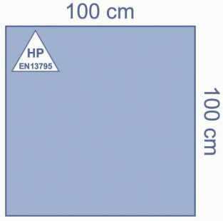 DRAPE BILAMINATE SHEET 100X100 CM