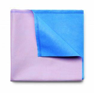 GEMINI CSR WRAP 45X45 BONDED PINK/BLUE 75GSM