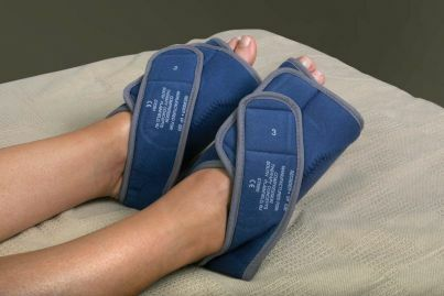 HEMO FORCE INTERMITTENT FOOT SLEEVE MED