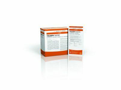 Triumph Micro Sterile Latex Powder-Free Surgical Gloves