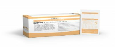 SensiCare PI Sterile Latex-Free Powder-Free Surgical Gloves