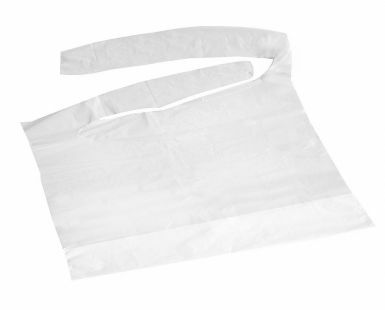 Waterproof Plastic Bibs