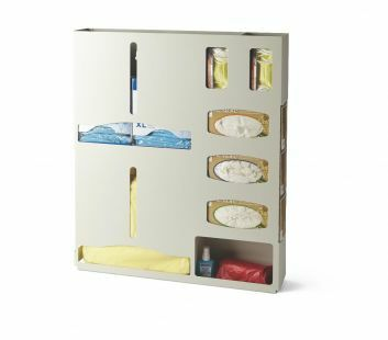 PROTECTION ORGANISER ALUMINUM