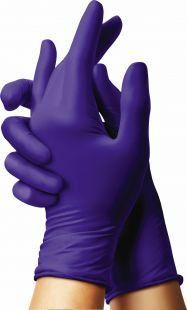 Sensicare Silk Nitrile Exam Gloves