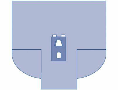 DRAPE PACK LAP/PELVIS II