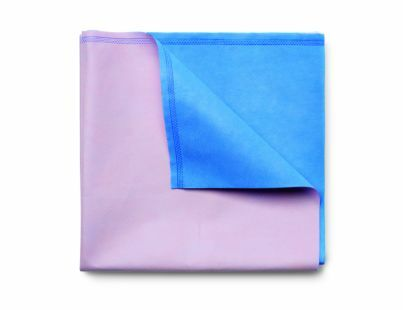 GEMINI CSR WRAP 54X72 BONDED PINK/BLUE 71GSM