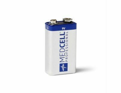 BATTERY ALKALINE 9V MEDCELL