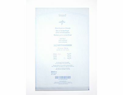 POUCH STERILIZATION SELF-SEAL 30.5X45.7CM
