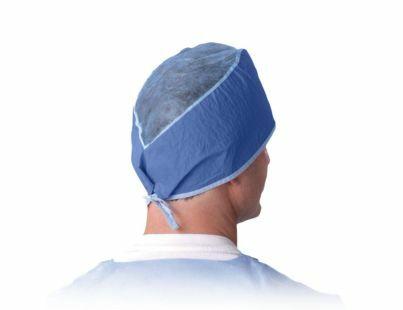 SURGEONS CAP DARK BLUE MULTI-LAYER