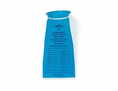 EMESIS BAG CLEAN SACK BLUE