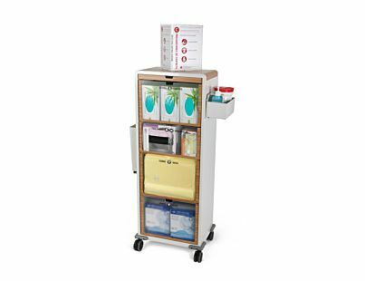 PPE ORGANISATION CART PPE ORGANISATION CART