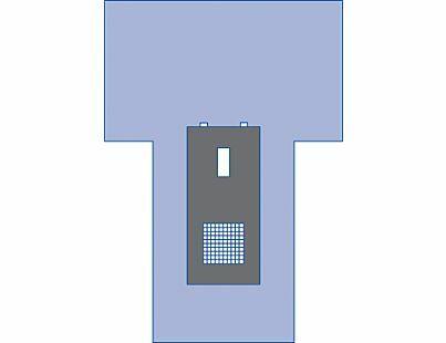 DRAPE CYSTOSCOPY T 152X221X89CM
