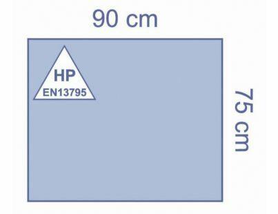 DRAPE BILAMINATE SHEET 90X75CM