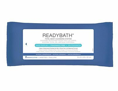 READYBATH TOTAL FRAGRANCE FREE